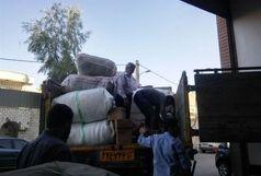 کمکهای غیرنقدی آیتالله فاضللنکرانی به مناطق زلزلهزده ارسال شد