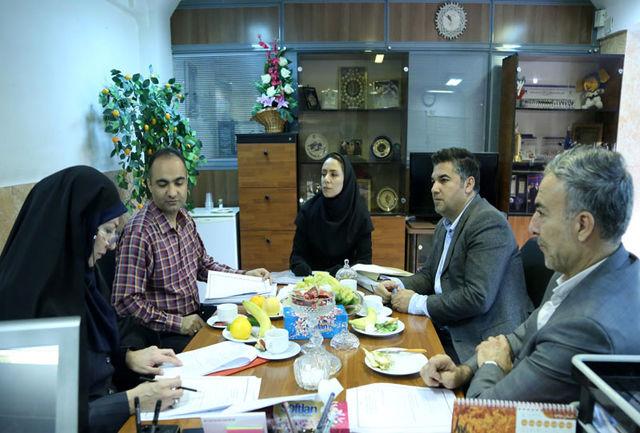 عملکرد کمیته استعدادیابی فدراسیون تکواندو ارزیابی شد