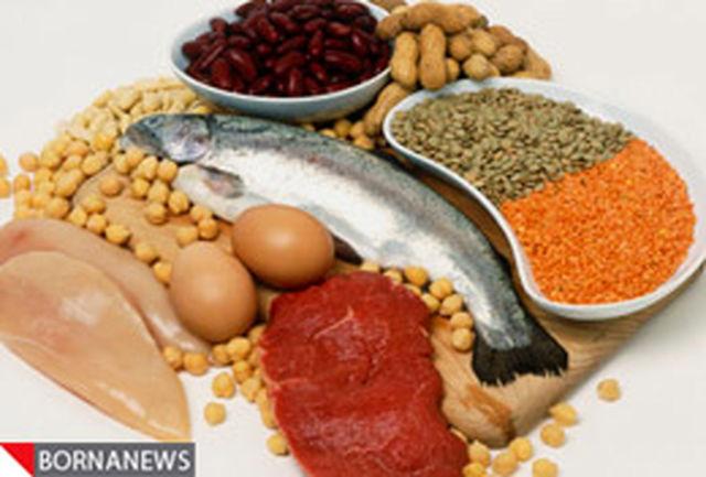 رژیم پروتئینی به کاهش وزن کمک میکند