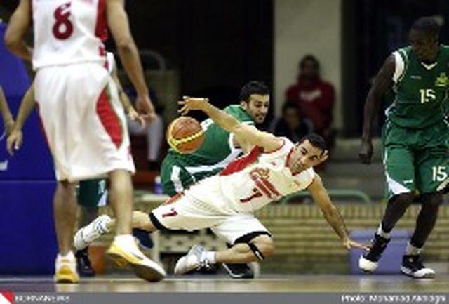 استقبال مسوولان فدراسیون بسکتبال از مهرامیها