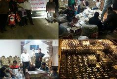 اقدامات ورزشکاران ومربیان پاراالمپیکی لرستان در کمک به زلزله زدگان کرمانشاه