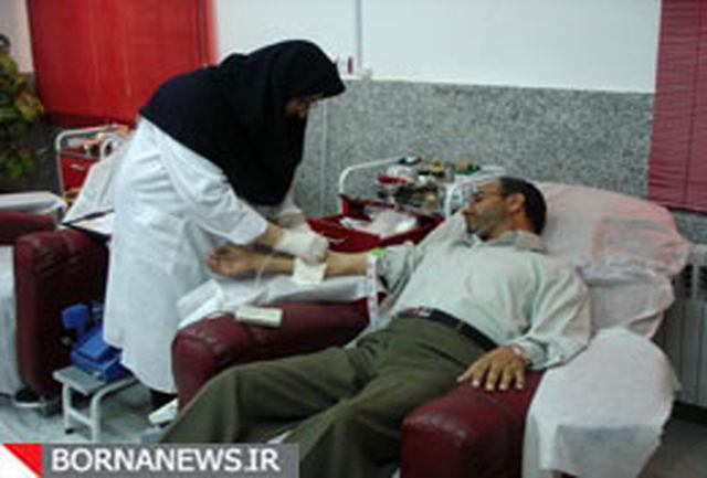 سال 90 مردم ایران 2 میلیون لیتر خون اهدا کردند