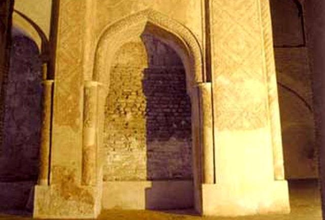 مسجد عتیق تربت جام در استان خراسان رضوی