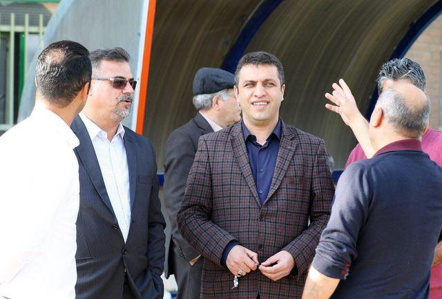 امیری: خواسته ما از فدراسیون و سازمان لیگ شفاف سازی در مورد بلیت فروشی است