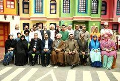 بازدید رییس و اعضای کمیسیون فرهنگی مجلس از پشت صحنه «محله گل و بلبل »