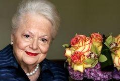 سالخوردهترین بازیگر زن سینما تجلیل شد
