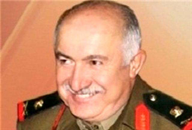 رئیس اطلاعات نظامی ارتش سوریه قربانی تک تیرانداز تروریستها شد