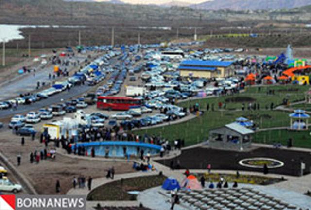 ورود بیش از 2میلیون گردشگر نوروزی به آذربایجانشرقی