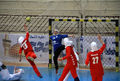 پیروزی تیم هندبال ذوب آهن در شهرآورد اصفهان