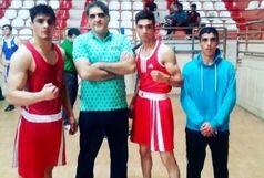 تیم بوکس منتخب استان البرز به مقام نایب قهرمانی مسابقات امیدهای کشور دست یافت