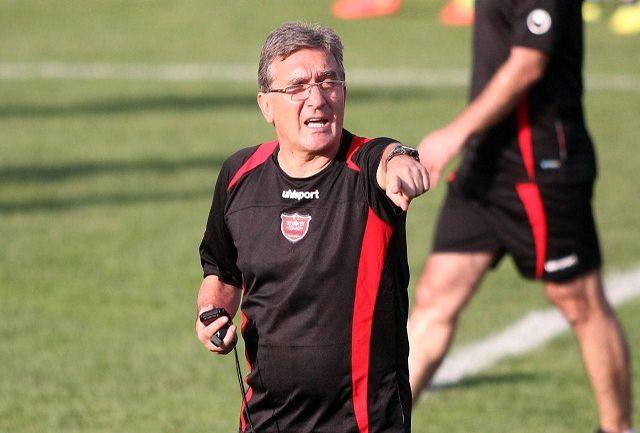 برانکو در دو قدمی تمدید قرارداد با سرخپوشان