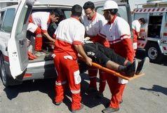 به 117حادثه دیده توسط هلال احمرالبرز در هفته گذشته امداد رسانی شد