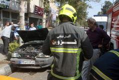 وقوع  25حادثه طی یک روز در قزوین