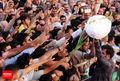 فارس میزبان 13 شهید دفاع مقدس / تشییع و تدفین پیکرهای مطهر 2 شهید گمنام در شهر صدرای شیراز