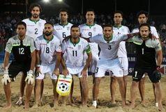 جدایی سنگربان تیم ملی فوتبال ساحلی از مقاومت گلساپوش یزد