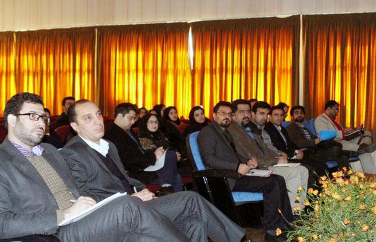 نشست شورای روابط عمومی ادارت ورزش استان تهران