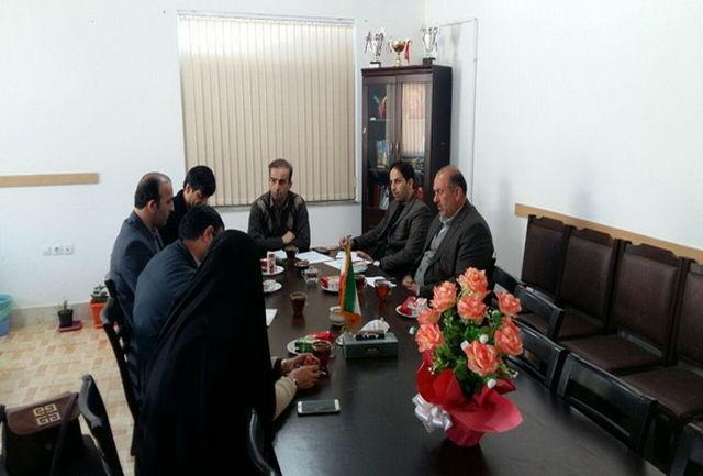 برگزاری اولین جلسه کمیته تخصصی اشتغال در شهرستان رضوانشهر