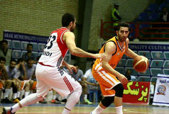 تیم بسکتبال شهرداری اراک در دودیدار مقابل شیمیدور تهران به پیروزی رسید