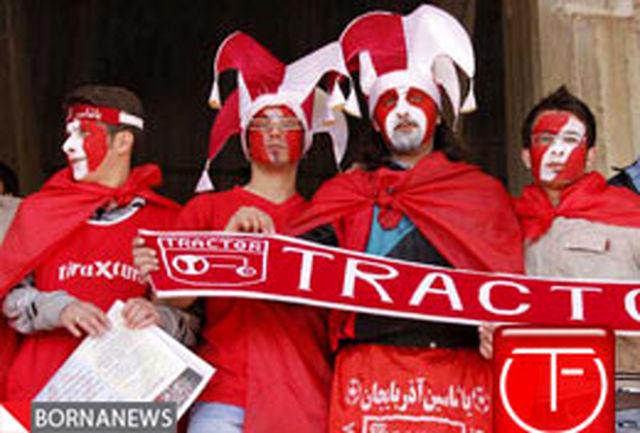 گزارش برنا از اخبار و حواشی تیم فوتبال تراکتورسازی تبریز