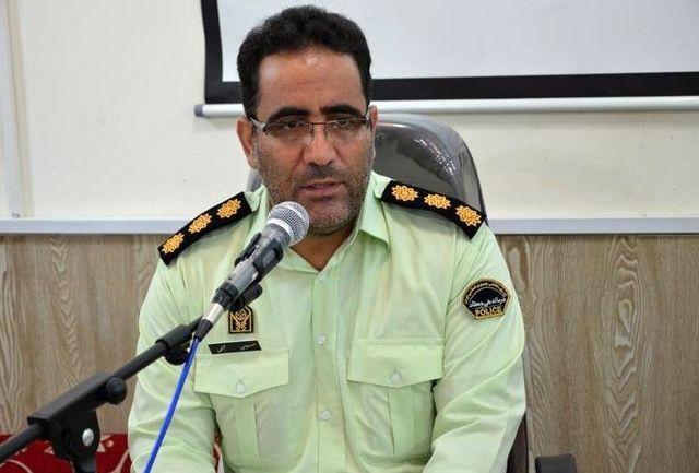 دستگیری باند سارق در خرم آباد