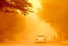 وقوع گرد و غبار در برخی مناطق کشور