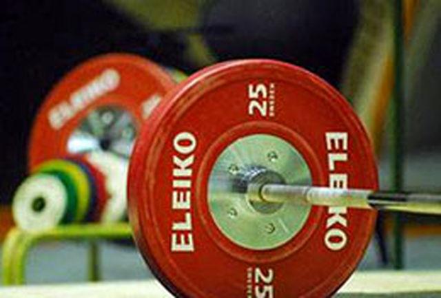 درخشش وزنه برداران عقاب در فینال 85 کیلوگرم