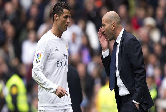 ترکیب احتمالی رئال مادرید در بازی امشب