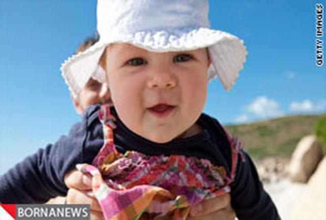 نور خورشید احتمال ابتلا به سرطان پوست در کودکان را بالا میبرد