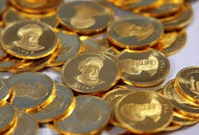 ادامه حرکت سکه و طلا در سراشیبی
