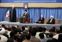 رهبر انقلاب همواره شجاعانه حامی جمهوریت، اسلامیت و قانون بودهاند/ ملت بزرگ ایران در پی خلق حماسهای جدید است