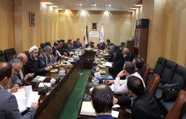 نشست صمیمی وزیر ورزش و جوانان با مجمع نمایندگان استان تهران