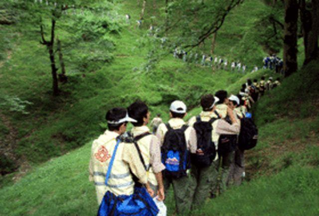 گیلان مقصد گردشگری بیش از2هزاردانش آموزان مددجوی کشور