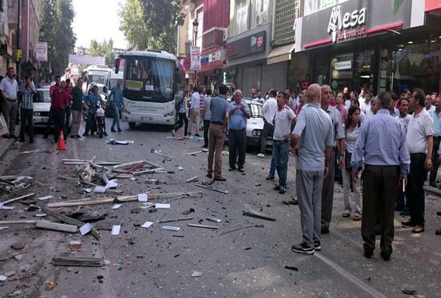انفجار دو بمب در آنکارا