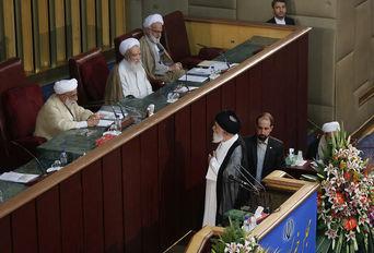 سومین اجلاسیه رسمی مجلس خبرگان رهبری
