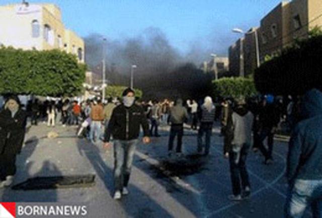 خشونت در تونس به پایتخت کشیده شد