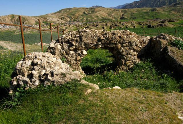 سارقان آثار باستانی در دام پلیس