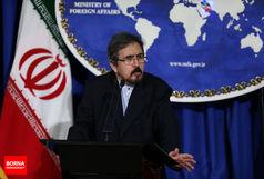 هشدار ایران نسبت به اقدام نظامی آمریکا علیه سوریه