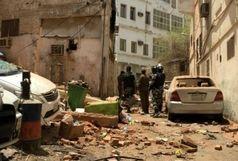 عملیات انتحاری در مکه 2 روز بعد از جشن ولیعهدی محمد بن سلمان