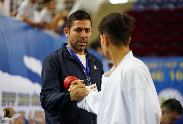 بهنام فر: موفقیت تیم ملی در رقابت های جهانی ادامه پیدا می کند