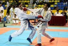 حضور 10 کاراتهکا در بازی های کشورهای اسلامی