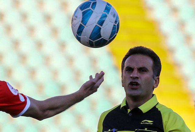 اسامی داوران هفته پایانی لیگ دسته اول فوتبال اعلام شد
