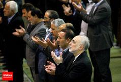اقامه نماز عید قربان در مصلای امام خمینی(ره)