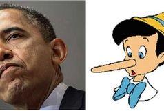 دروغ تبدیل به میراث بزرگ اوباما میشود