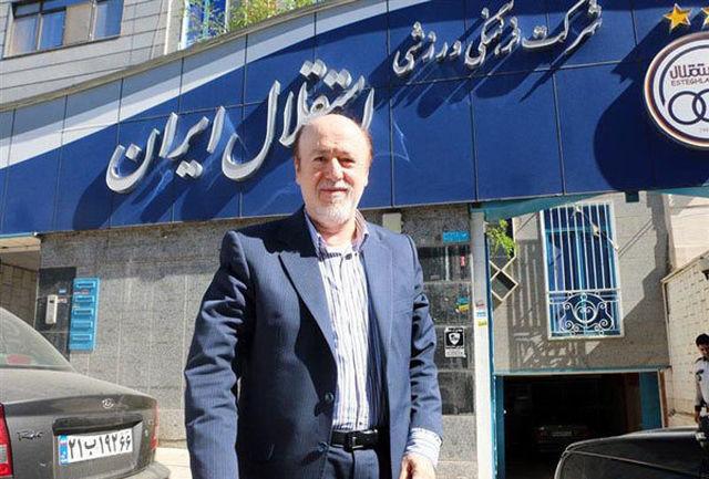 پیشنهاد ویژه مدیرعامل: دستیار خارجی برای منصوریان