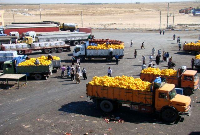 50میلیون دلار ارزش صادرات محصولات کشاورزی استان اصفهان