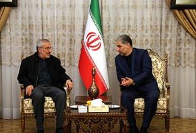 بنیاد مستضعفان انقلاب اسلامی در بازسازی مناطق سیلزده آذربایجان شرقی همکاری میکند