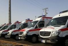 ١٧ آمبولانس به مراکز درمانی آبادان و خرمشهر تحویل داده شد