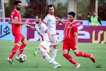 دیدار تیم های سپیدرود رشت- پدیده مشهد