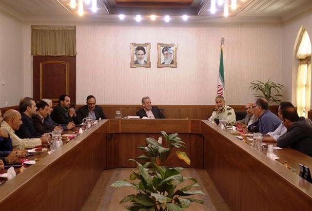 در ساخت فیلم سینمایی چشم عروسک فرهنگ و میراث اصفهان به نمایش در خواهد آمد