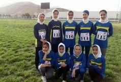کسب مدال های رنگارنگ توسط نونهالان دختر آذربایجان غربی در مسابقات دوومیدانی